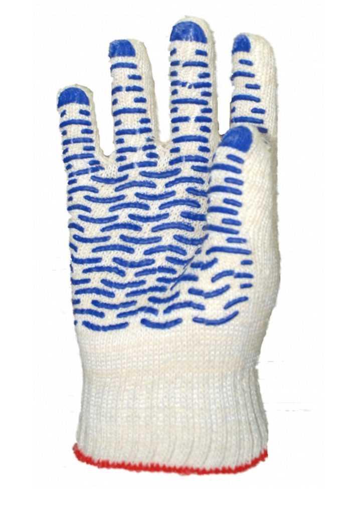 Перчатки «Стандарт» ПВХ Волна