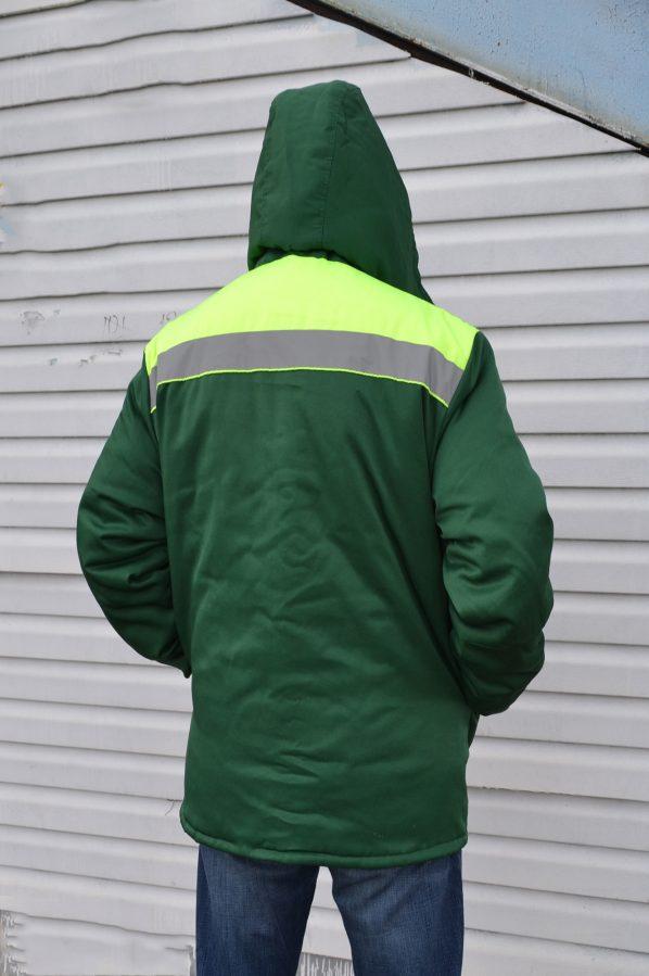 Куртка ЭМС+ (зел)