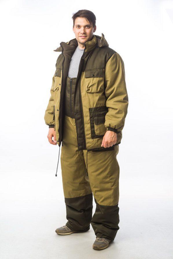 Костюм Турист-3 М+ (зима)
