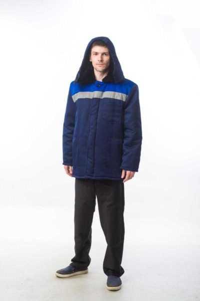 Куртка Бригада-1 М+ син/вас
